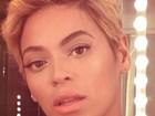 Após prender o cabelo no ventilador,  Beyoncé assume  estilo 'Joãozinho'