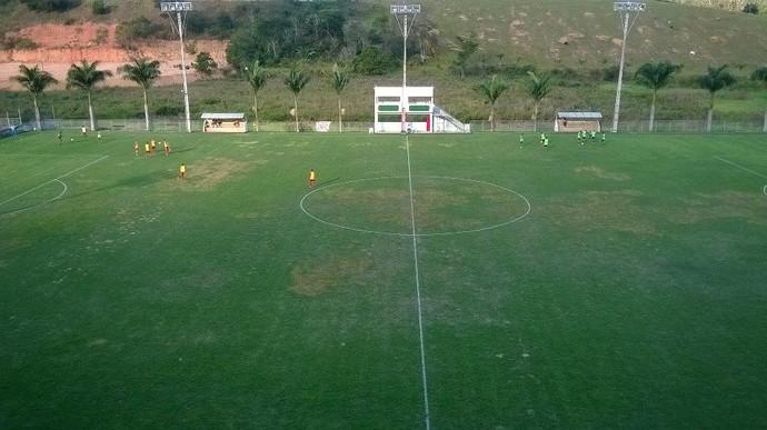 Estádio José Olímpio da Rocha (Foto: Marcus Waiandt/RSA Online)