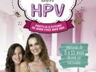 Ministério da Saúde lança campanha para incentivar vacinação contra HPV