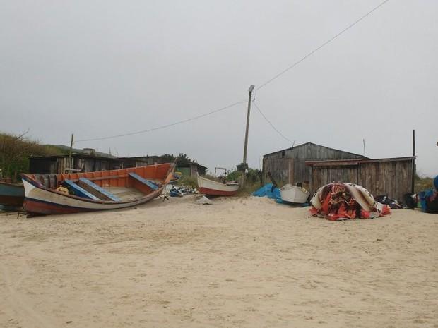Ao todo, 57 estruturas serão demolidas (Foto: Mayara Vieira/ RBS TV)