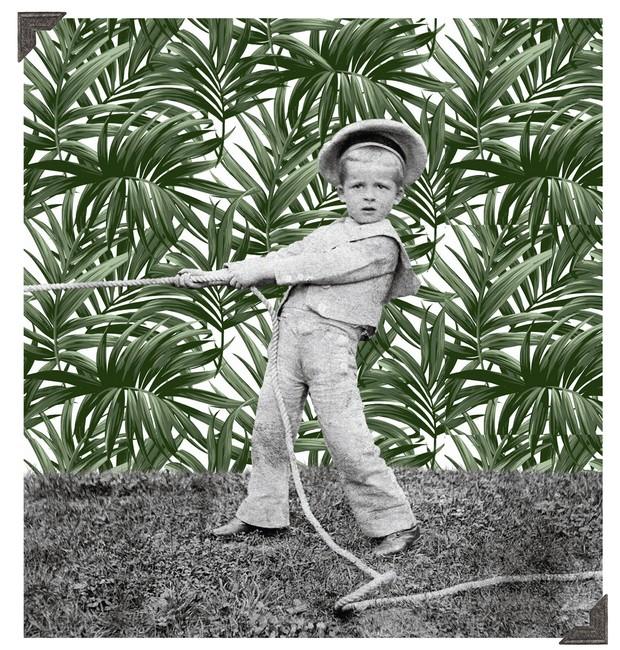 Tecidos - lançamentos para a primavera (Foto: Colagens sobre fotos Thinkstock)