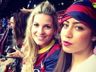 Rafaella Santos torce por Neymar antes de jogo: 'Vai meu amor'