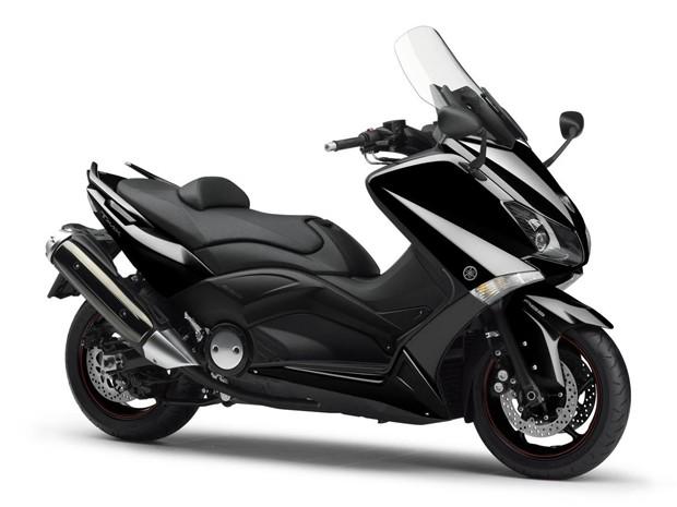 Yamaha T-Max (Foto: Divulgação)