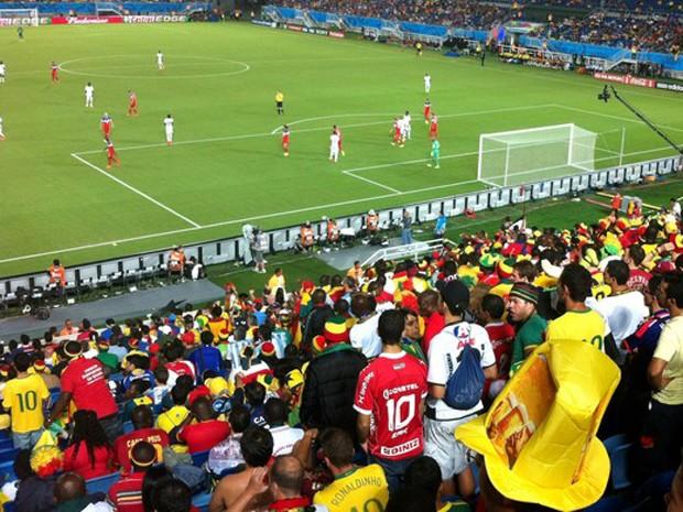 Arena das Dunas (Foto: Augusto Gomes/G1)
