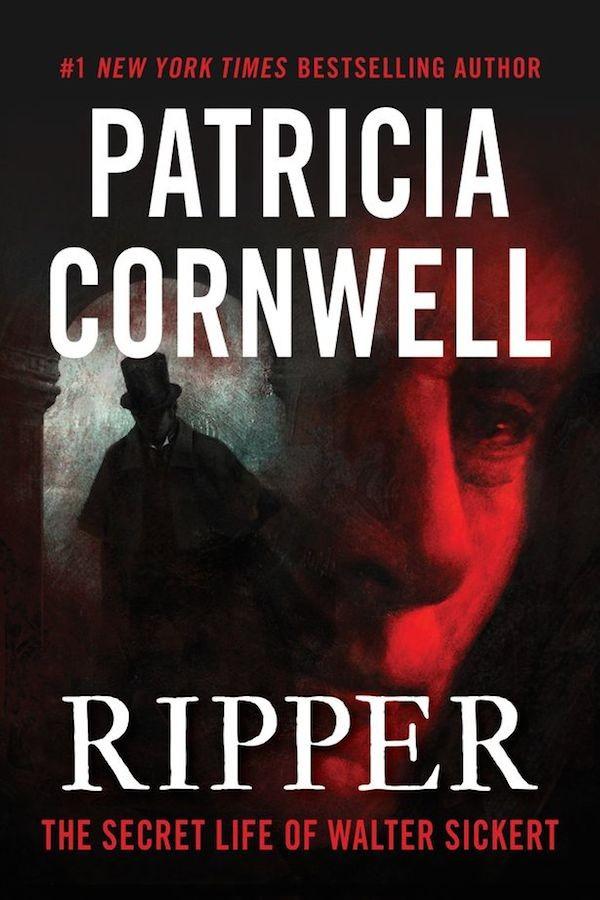 A capa do novo livro da escritora Patricia Cornwell (Foto: Reprodução)