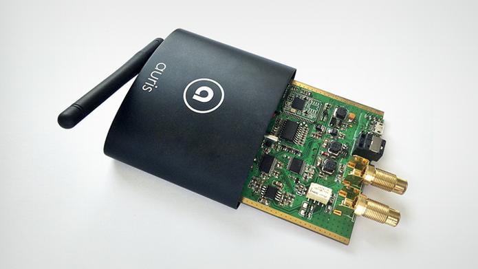 Dispositivo converte som digital em analógico para reproduzir em caixas de som antigas (Foto: Reprodução/Kickstarter)