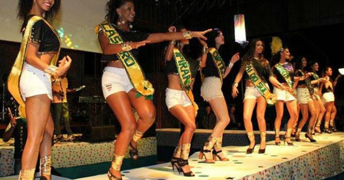 Candidatas disputam título de Rainha do Carnaval dos Campos ... - Globo.com