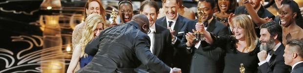 '12 anos de Escravidão' é Melhor Filme; 'Gravidade' ganha sete estatuetas ('12 anos de Escravidão' é Melhor Filme e 'Gravidade' ganha sete estatuetas (REUTERS/Lucy Nicholson))