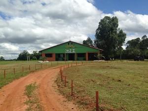 Unidade do Centro Novos Horizontes, em Arroio dos Ratos (Foto: Reprodução)