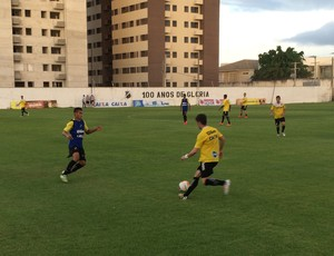 ABC - treino (Foto: Carlos Cruz/GloboEsporte.com)
