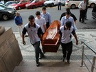 Corpo de Dom Altamiro Rossato é velado na Catedral de Porto Alegre