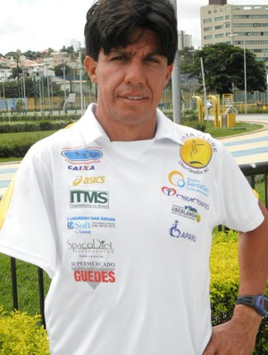 Roberto Carlos da Silva, paratriatleta de Uberlândia (Foto: Divulgação/Praia Clube)