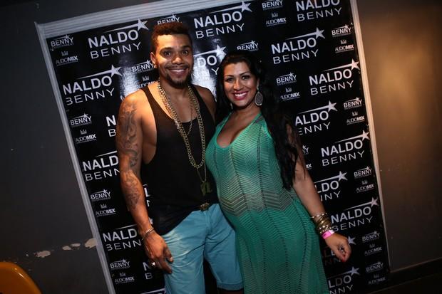 Ellen Carodoso e Naldo (Foto: Raphael Mesquita / Divulgação)