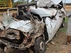 HUT divulga boletim sobre pacientes envolvidos em acidente na BR- 316