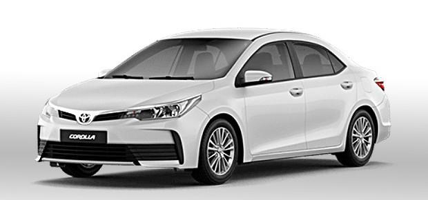 Toyota Corolla 1.8 GLi Upper (Foto: Toyota)