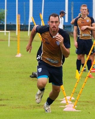Braga Avaí (Foto: André Palma Ribeiro/Avaí FC)