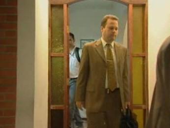 Conhecido por agredir cadeirante, delegado Damasio Marino é preso  (Foto: Reprodução/TV Vanguarda)