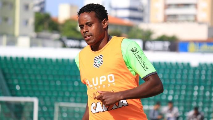 Elicarlos Figueirense (Foto: Luiz Henrique/Figueirense FC)