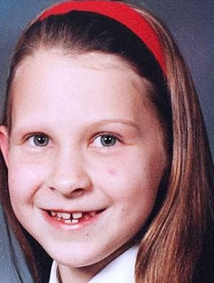 Joanna Rowsell infância cabelo (Foto: Reprodução )