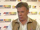 Juan Manuel Santos, presidente da Colômbia, ganha Nobel da Paz