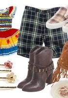 Veja sugestões de peças estilosas para arrasar nas festas juninas