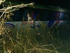 Assaltantes perseguem e atiram em ônibus na BR-365, em Buritizeiro