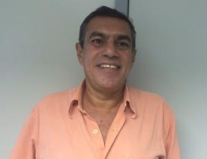 Ricardo Tufick, presidente do Resende (Foto: Vinicius Lima/GloboEsporte.com)