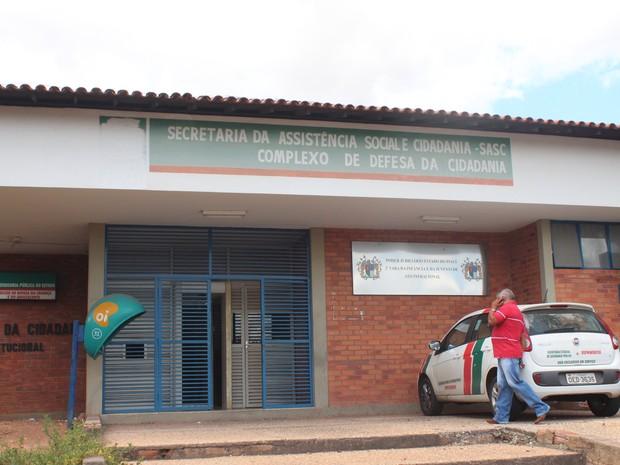 Três testemunhas da morte do delator do estupro coletivo prestaram depoimento (Foto: Catarina Costa/G1 PI)