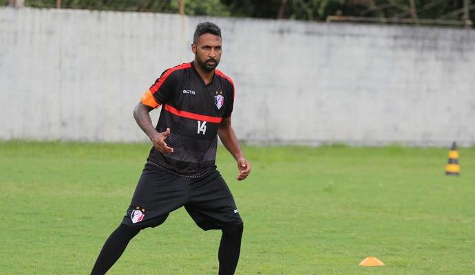 Fabinho Alves Joinville (Foto: Beto Lima/JEC)