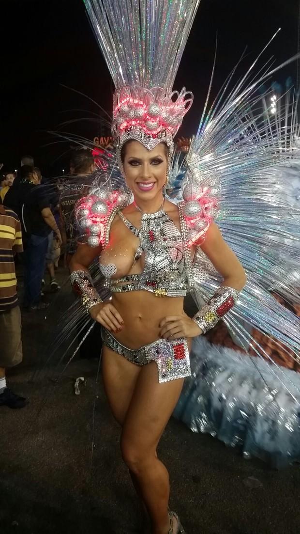 Ana Paula Minerato (Foto: EGO)