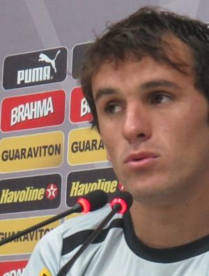Lucas, Botafogo (Foto: Fred Huber)