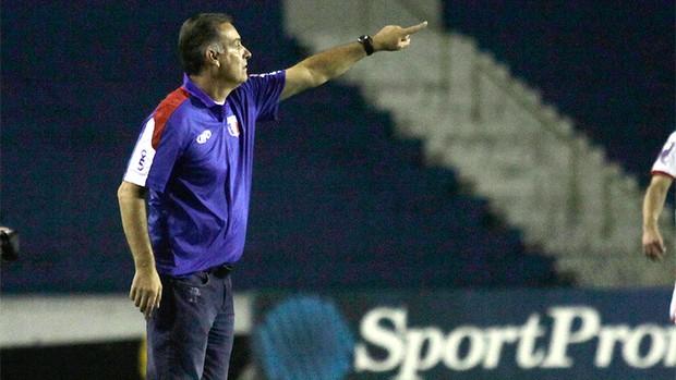 Carlos Octávio técnico Guaratinguetá Guará (Foto: Divulgação)
