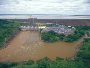 Barragem de Boa Esperança no Piauí  (Foto: Severino Silva/Chesf)