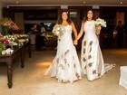 Veja nova foto e saiba detalhes do casamento de Daniela Mercury