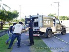 Morador de rua morre após ser agredido e jogado em valão, no ES