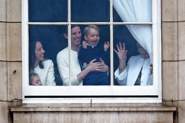 Príncipe George (Foto: Getty Images)