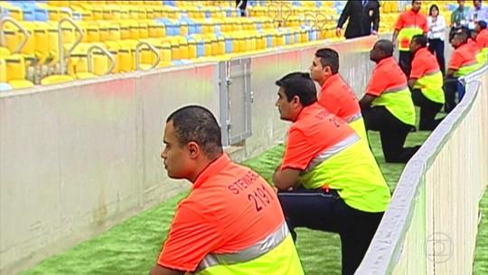 Esporte Espetacular explica de quem é a responsabilidade da segurança em um jogo