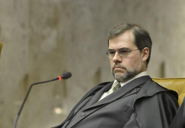 O ministro do Supremo José Antonio Dias Toffoli (Foto: José Cruz/ABr)