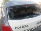 Bases da Polícia Militar são alvo de ataques em Natal