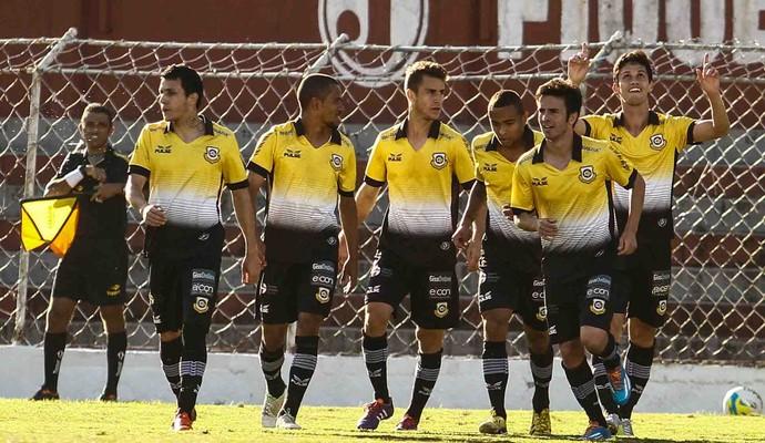 São Bernardo Juventus Copa Paulista (Foto: Ale Vianna/C.A.Juventus)