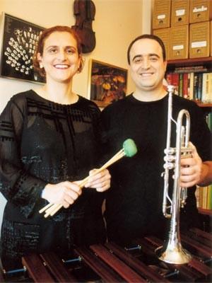 Duo apresenta música erudita contemporânea em Campinas (Foto: Acervo CPFL Cultura)