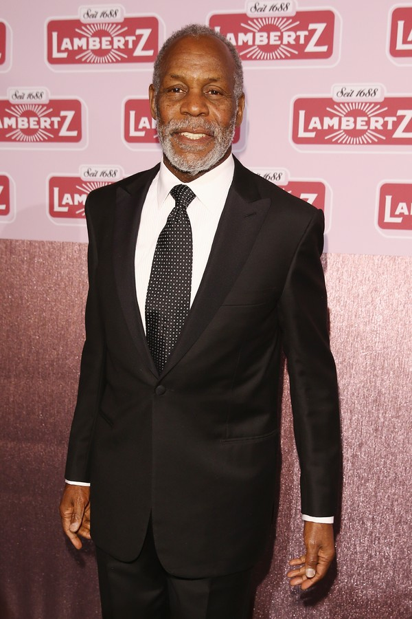 O ator Danny Glover (Foto: Getty Images)