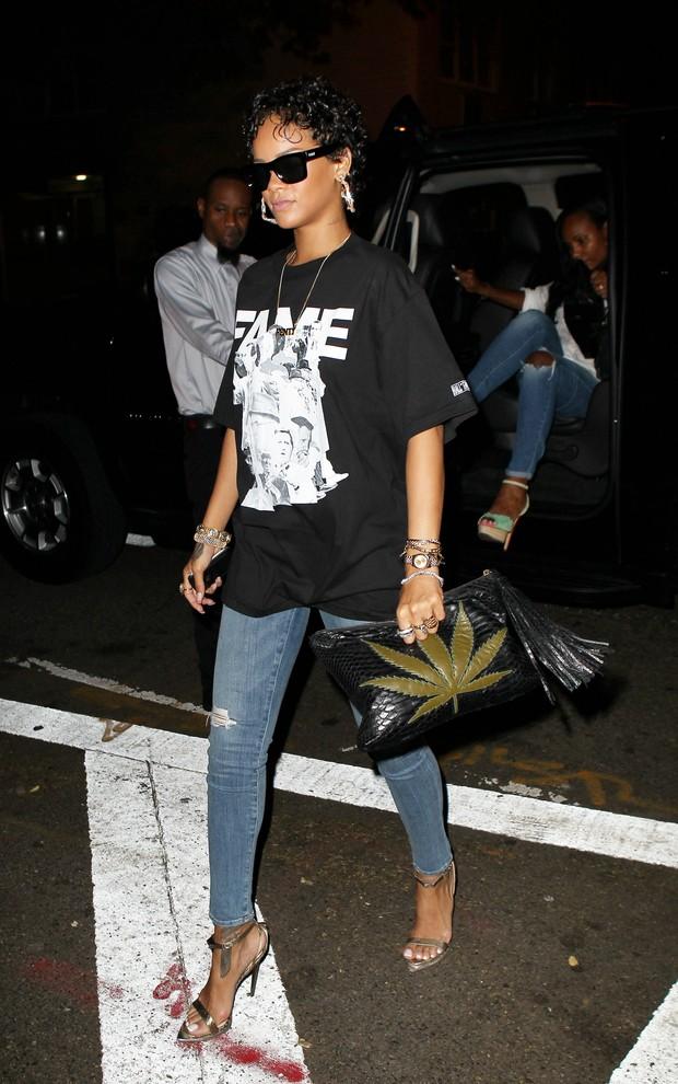 Rihanna (Foto: T/X17online.com)