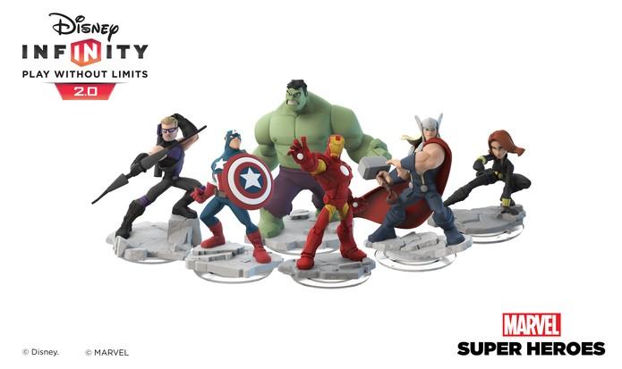 Disney Infinity 2.0 (Foto: Divulgação)