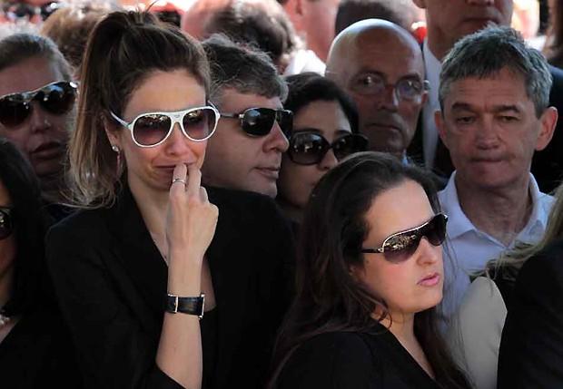 Luciana Gimenez ao lado de Serginho Groisman (Foto: Orlando Oliveira / Agnews)