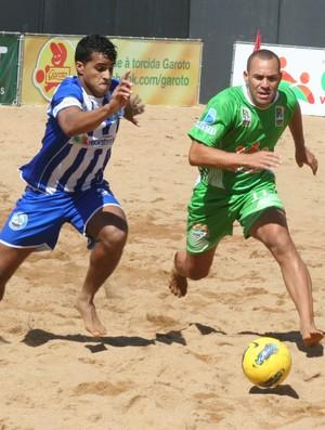 Buru, Cariacica futebol de areia (Foto: Divulgação/Pauta Livre)