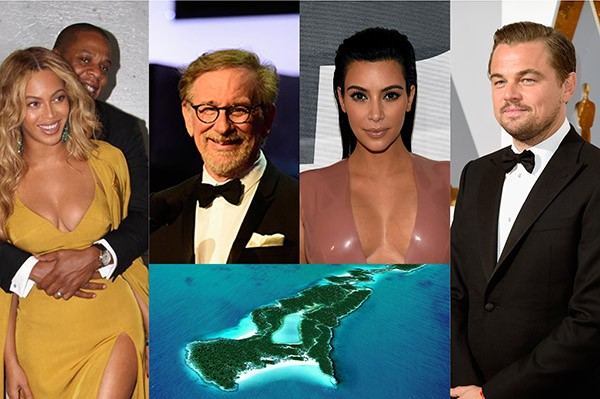 Beyoncé e Jay-Z, Steven Spielberg, Kim Kardashian, Leonardo DiCaprio (Foto: Getty Images / Instagram)