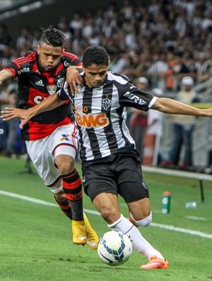Douglas Santos, lateral do Atlético-MG (Foto: Bruno Cantini / Flickr do Atlético-MG)
