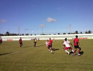 América-RN x Atlético Potengi, Campeonato Potiguar Sub-20 (Foto: Edmo Nathan/Divulgação)
