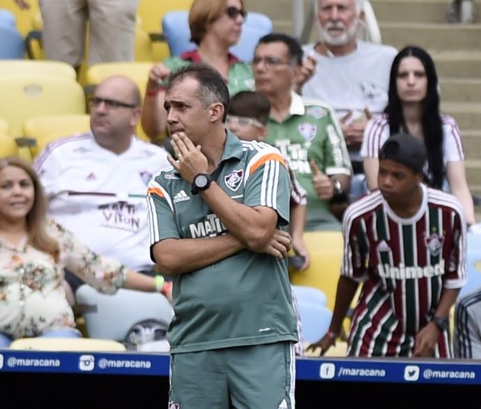 Eduardo Baptista Fluminense (Foto: André Durão / GloboEsporte.com)